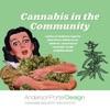 Cannabis is a Good Neighbor artwork