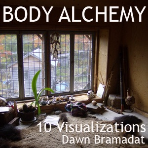 BODY ALCHEMY: 10 Visualisations for Times of Transition