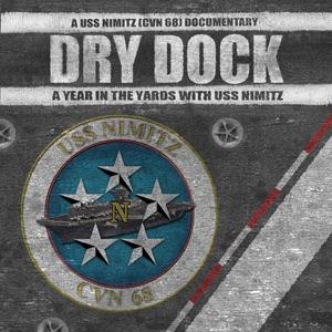 USS Nimitz Dry Dock