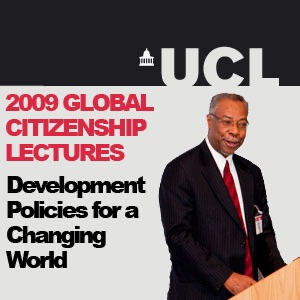 Development Policies for a Changing World - Global Citizenship Lecture - Video