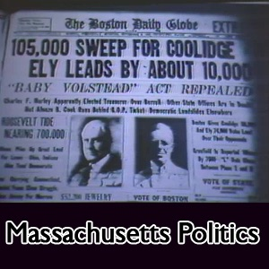 Massachusetts Political History - 1930's