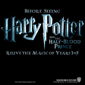 Cover image of Harry Potter Years 1-5 Podcast