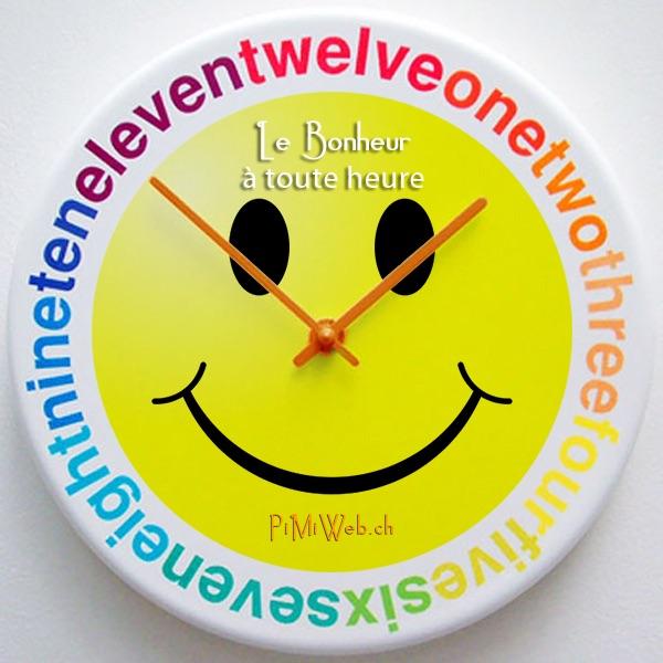 PiMiWeb - Le Bonheur à toute heure