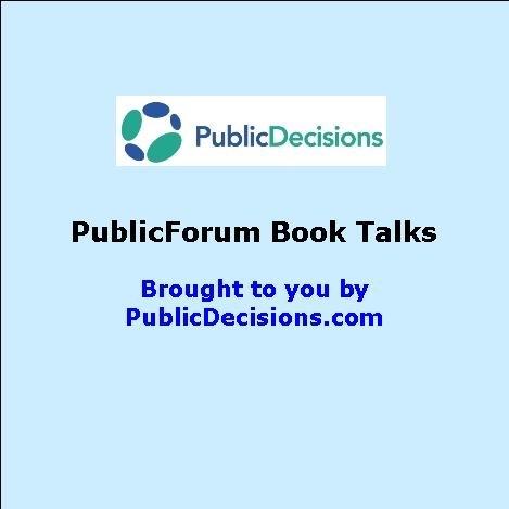 PublicForum Interview with Nick Wates