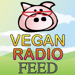 Cover image of Vegan Radio - News, information, guests, media, humor, and vegan-sexuals. https://flattr.com/podcast/veganradio