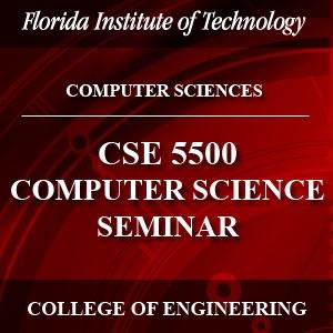 CSE5500 Computer Science Seminar - Fall 2009