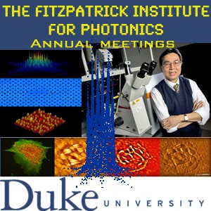 Annual FIP Symposium on Photonics - 2007 Annual Meeting:Duke University