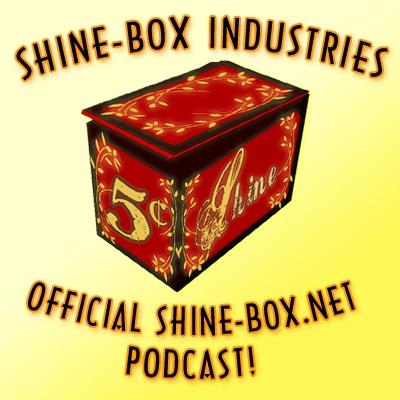Shine-Box Radio International Podcast