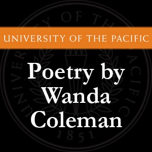 Poetry by Wanda Coleman - Audio