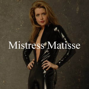 Cover image of Mistress Matisse's Podcast