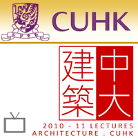 Public Lecture Series 2010-11 (in English), School of Architecture - Video podcast