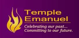 Lubetkin Global Communications » Temple Emanuel