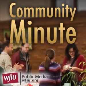 WFIU: Community Minute
