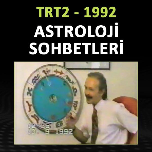 AHMED HULUSİ - ASTROLOJİ SOHBETLERİ - TRT2 1992