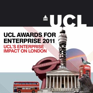 UCL Enterprise Awards 2011 - Video