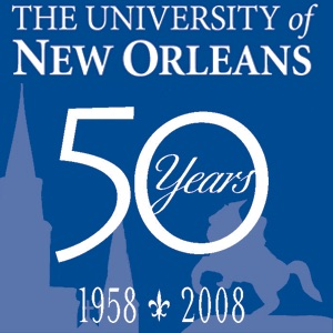 The University of New Orleans' Silver Anniversary - Oral History Program