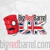 UK Podcast – Big Red Barrel artwork