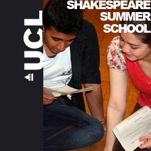 Shakespeare Summer School - Audio