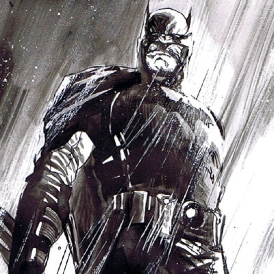 The Bat Signal
