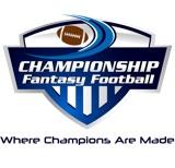 Image of Fantasy Football Podcast - Championship Fantasy Football Radio / Similar To ESPN Fantasy Focus, Fantasy Pros911 & Bill Simmon podcast