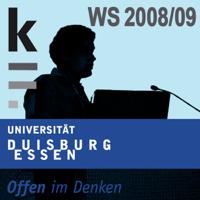 Die kleine Form: Wintersemester 2008/2009 podcast