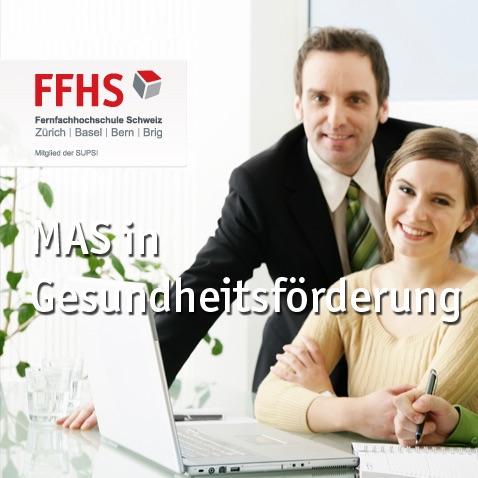 MAS in Gesundheitsförderung - Informationen zum Studiengang