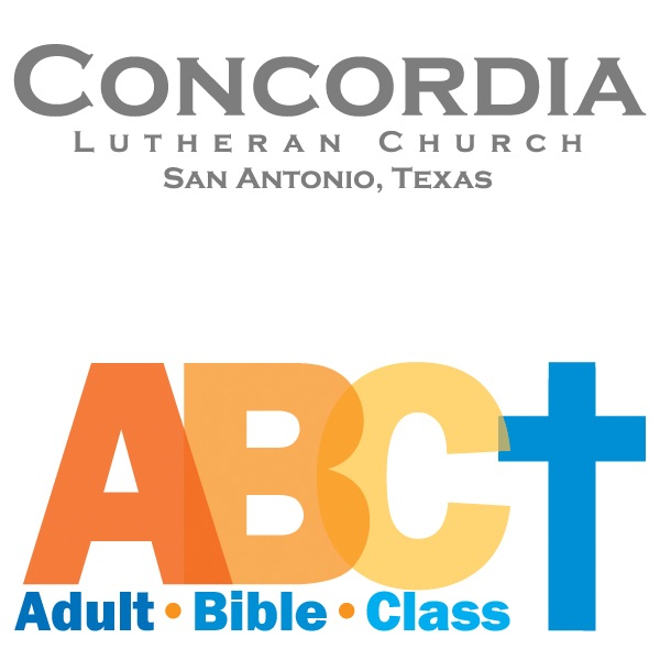 Concordia Adult Bible Class