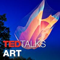 Podcast cover art for TEDTalks Art