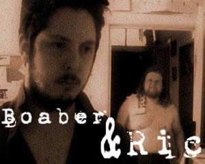 Boaber and Ric: Adventures in Absurdity