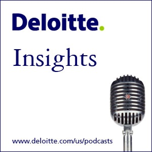 Cover image of Deloitte Insights Podcast