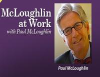 McLoughlin At Work – Paul McLoughlin podcast