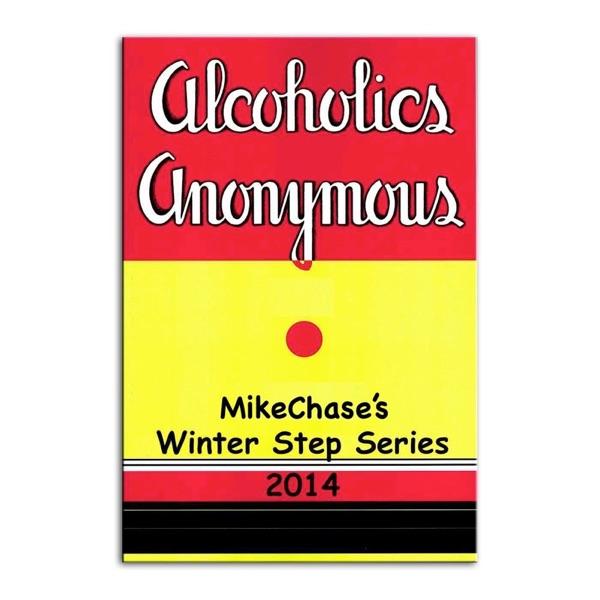 Winter Step Series 12 Steps / 12 weeks