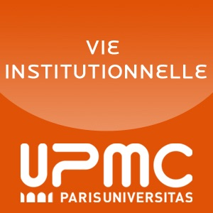 UPMC Vie institutionnelle