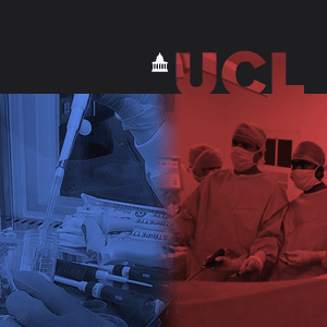 Cover image of UCL Grand Round - Bench to Bedside - Video