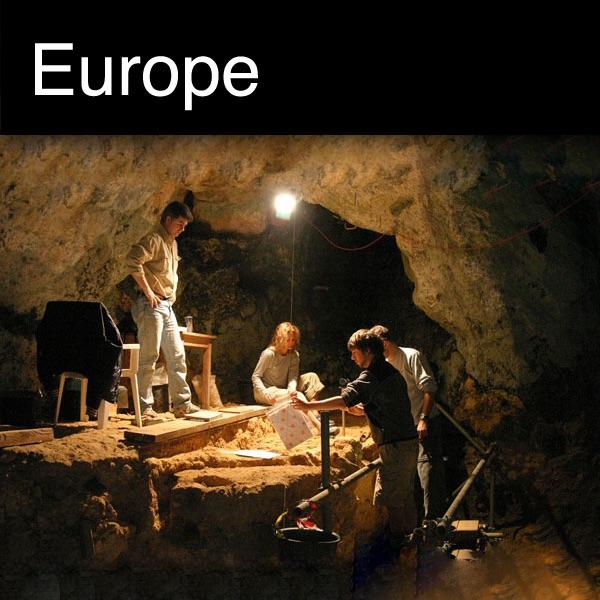 Archaeology: Europe