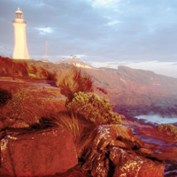 Ben Boyd National Park - Light to Light Walk audio tour - Boyds Tower to Green Cape Lightstation podcast