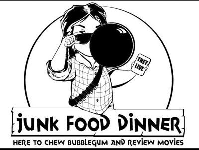 Junk Food Dinner:Kevin, Parker & Sean