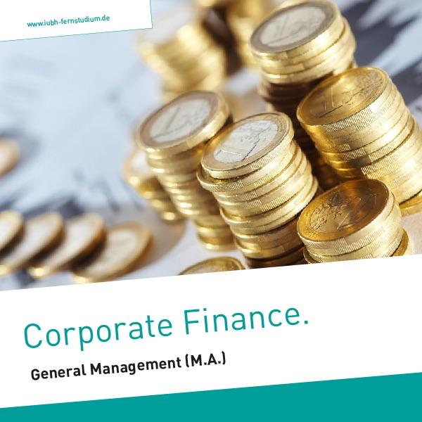 Corporate Finance (Master)