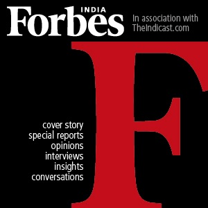 Cover image of Inside Forbes India