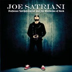"Joe Satriani ""Professor Satchafunkilus and the Musterion of Rock"" Podcast (Video)"