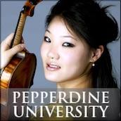 Rachel Lee (violin) and David Kaplan (piano) in recital at Pepperdine University