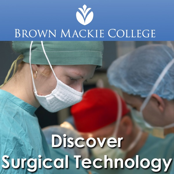 Discover Surgical Technology