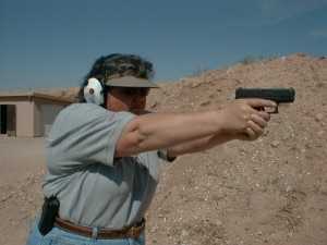 Kate Krueger's Talking Guns