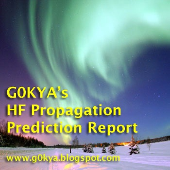 G0KYA's HF Propagation Prediction Report