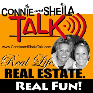 Connie and Sheila Talk