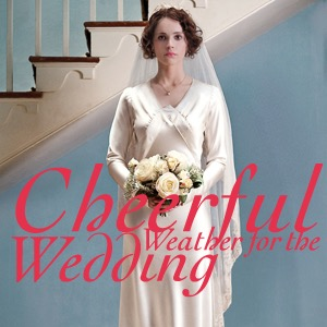 Elizabeth McGovern Discusses Her New Film CHEERFUL WEATHER FOR THE WEDDING