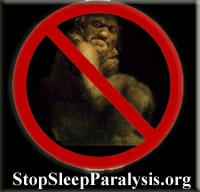 Podcast – Stop Sleep Paralysis: Demons Talking to You During
