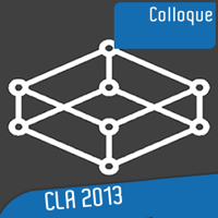 The Tenth International Conference on Concept Lattices and Their Applications - CLA'13 podcast