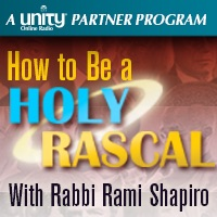 How to Be a Holy Rascal