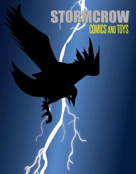 Stormcrow Comic-Cast